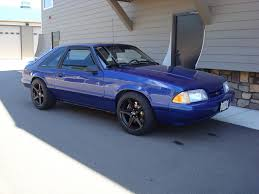 Black Fox Mustang 1990 Mustang Lx Big Money Invested Supercharged Svtperformance Com