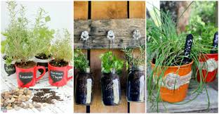planting herbs designs for your spring garden the country chic