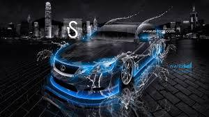 lexus racing car lexus gs430 crystal water car 2013 el tony