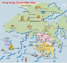 hong kong maps attractions map lantau island map subway map