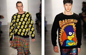 bart sweater s sweaters featuring bart and bartman are