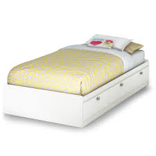 White Queen Platform Bed With Storage Bedding Modern Queen Platform Bed Frame Trends Also White Full