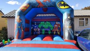superhero bouncy castle bouncy castles bcm gloucester