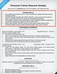 Soft Skills Trainer Resume Create A Resume Profile Steps Tips U0026 Examples Resume Companion