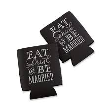 koozie wedding favor top 30 best unique wedding favors in 2017