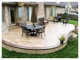 Patio Concrete Designs Ruggero Cement Stamped Concrete Patios Patio Concrete Repair