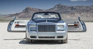 roll royce drophead 3 ton rolls royce convertible is big boned but a beauty the san