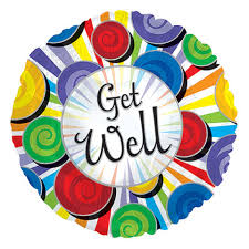 get well soon and balloons bulk get well foil balloons 18 at dollartree