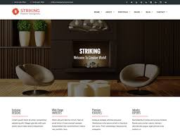 interior decorating websites 14 best interior design wordpress themes 2018 athemes