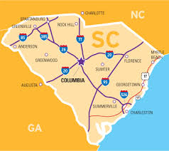 interstate 26 map south carolina the logistics advantage inbound logistics