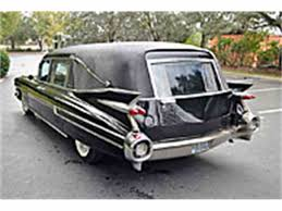 hearse for sale 1959 cadillac s s landau 3 way hearse for sale