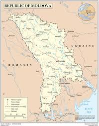 Moldova Map Republic Of Moldova International Organization For Migration