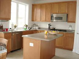 Kitchen Cabinets Made Easy Home Made Kitchen Cabinets Brown Wooden Dining Table Black