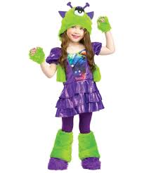 galaxy alien cutie toddler girls costume girls costume
