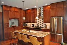 kitchen armoire cabinets 80 types pleasant popular light cherry kitchen cabinets with wood