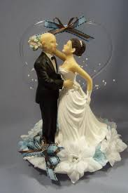 bald groom cake topper bald groom with from top it cake toppers accessories