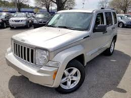 used jeep liberty 2008 used jeep liberty for sale in raleigh nc edmunds