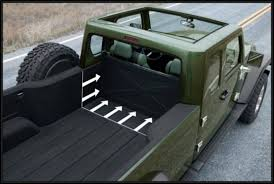 new jeep truck 2018 2018 jeep gladiator rear pictures best new car review
