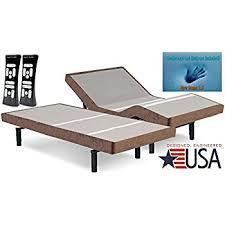 Leggett And Platt Adjustable Bed Frame Amazon Com Dynastymattress S Cape Adjustable Beds Set Sleep