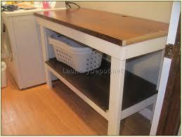 diy laundry folding table laundry folding table home improvement design ideas