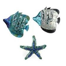 under the sea ornament set of 2 ornament christmas ornament
