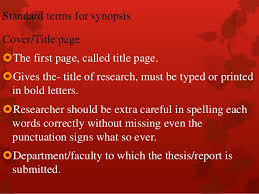 thesis title about physical education synopsis presentation for physical education research scholars a gui