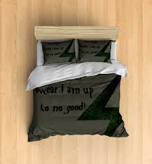 unique harry potter bedding related items etsy i solemnly swear am