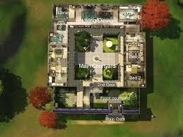 house plan with courtyard best 25 modern courtyard ideas on atrium garden