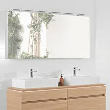 Villeroy And Boch Bathroom Mirrors - villeroy u0026 boch more to see mirror with led lighting a4041600
