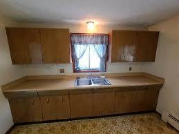 tiger maple wood kitchen cabinets post 1950 kitchen cabinet vatican