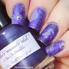 purple peacock for maniswapcircle kimett kolor
