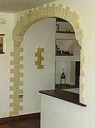 arco in pietra per interni archi in cartongesso per interni stunning corner fireplace muri
