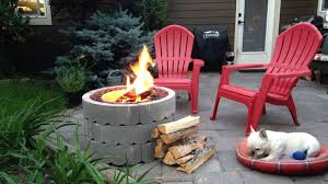 Traeger Fire Pit by The Easiest Diy Fire Pit Is Only 50 And A Few Simple Steps Away