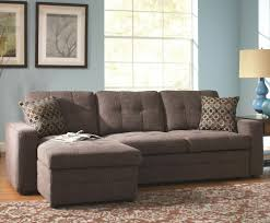plush sectional sofas furniture charming coaster gus small sectional sofa plush tufted
