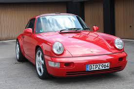 porsche 964 red 1988 porsche 911 carrera 4 964 related infomation specifications