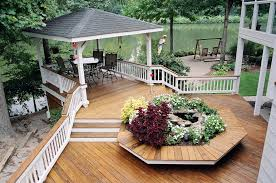 Backyard Deck Plans Pictures by Decks Com Deck Railing Ideas