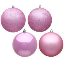 blush pink ornaments wayfair