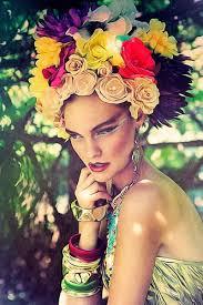 floral headdress 16 fantastic floral headdress styles