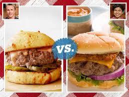vote star vs chopped burger showdown fn dish behind the