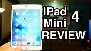 ipad mini 4 64gb black friday apple ipad mini 4 review worth it gold 128gb lte youtube