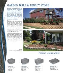 garden wall legacy u2013 building products inc