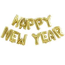 happy new year balloon gingerray bunting balloon happy new year yay