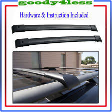 2013 honda pilot crossbars racks for honda pilot ebay
