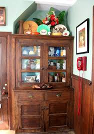 Small Hutch For Dining Room Best Small Hutches Dining Room Photos Home Design Ideas