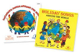 in motion children s songs around the world cds set