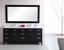 Espresso Double Vanity London Stanmark 78 U2033 Double Sink Vanity Set In Espresso Design
