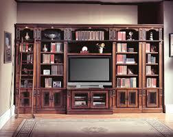 furniture vintage woden modern storage wall unit complete with