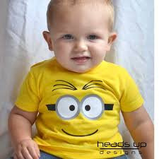 Minion Halloween Costume Baby Minion Minion Shirt Eyes Toddler Baby Boy Tshirt Minion Onesie