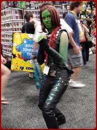 Gamora Costume 2014 San Diego Comic Con Coverage Part 2 Halloween Costumes Blog