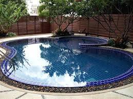 Small Backyard Inground Pool Design by Backyard Swimming Pool Idea U2013 Bullyfreeworld Com